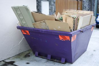 Skips in Various Sizes Available
